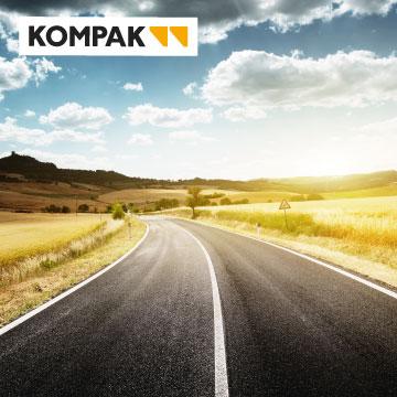 Herramientas de compactación Kompak