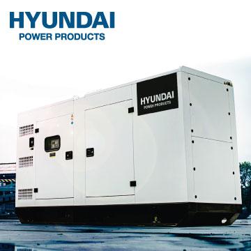 Grupos Electrógenos Hyundai