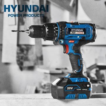 Herramientas a batería Hyundai