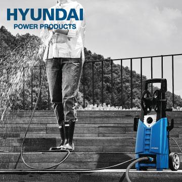 Hidrolimpiadoras Hyundai